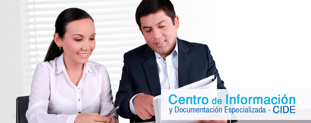 Documentación Especializada